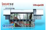 乐彩Ultrajet26四头压电写真机
