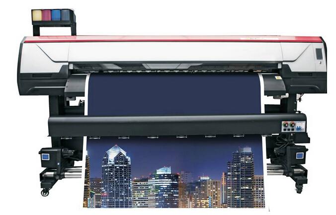 理光喷头超长寿命户外写真机